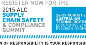 Registrations are now open for the Supply Chain Safety & Compliance Summit
